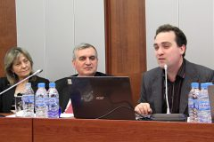 Assist. Prof. Dr. Dimitar Bojkov, Faculty of Philosophy