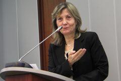 """Prof. Dr Maria Stoicheva, Vice-Rector of Sofia University """"St. Kliment Ohridski"""""""