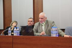 Prof. Nako Stefanov, Faculty of Classical and Modern Philology