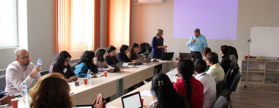 Second EURASIA training session in Sofia, Bulgaria