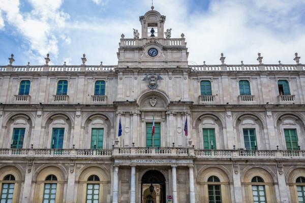 the University of Catania